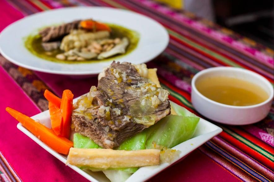 """<p>Peruvians take their food very seriously, so it only makes sense that the country hosts Latin America's largest food festival: <a href=""""https://www.tasteatlas.com/mistura-food-festival"""" class=""""link rapid-noclick-resp"""" rel=""""nofollow noopener"""" target=""""_blank"""" data-ylk=""""slk:Mistura"""">Mistura</a> (which means """"mixture"""" in Portuguese). Every September, Peruvian restaurants and world-famous chefs, along with thousands of natives and visitors, gather in Lima to proudly celebrate the culinary diversity of Peru. This colorful 10-day fiesta is a testimony to how deeply intertwined food is within the country's rich history and culture.</p> <p><strong>2020 Dates:</strong> September dates TBD</p>"""