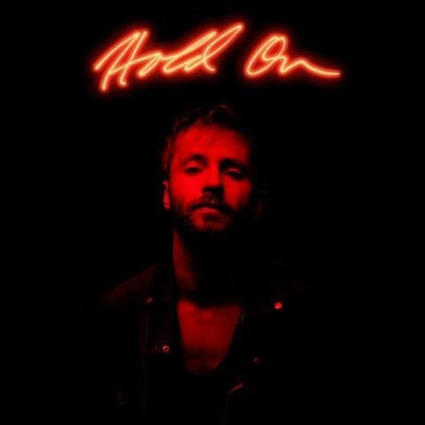 "Paul McDonald's ""Hold On"" single art"
