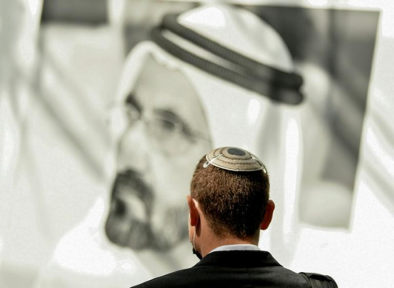 """A member of an Israeli business delegation that visited the United Arab Emirates at the end of October seeking """"friends"""" and deals"""