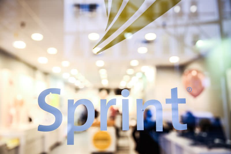 U.S. Justice Department and FCC fight state effort to block merger of Sprint, T-Mobile
