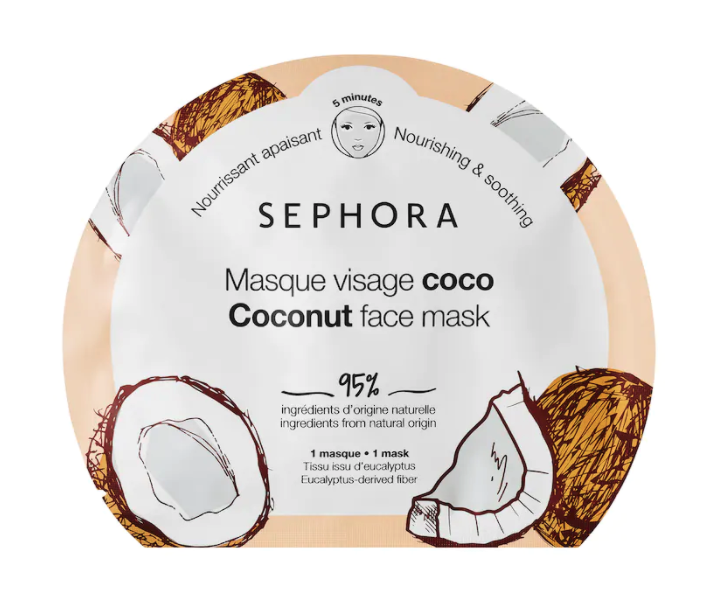 Sephora Clean Face Mask. Image via Sephora.