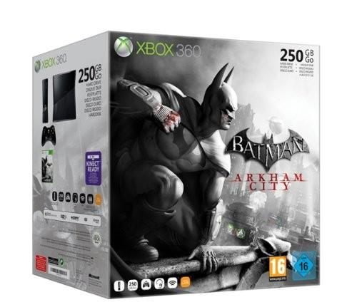Batman: Arkham City bundle for Xbox 360 hits European market
