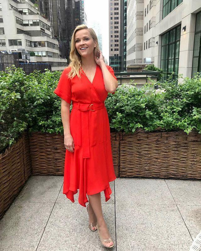 """<p>Reese's trainer, Michael George, told <a href=""""https://www.shape.com/celebrities/celebrity-workouts/reese-witherspoons-no-gym-workout"""" rel=""""nofollow noopener"""" target=""""_blank"""" data-ylk=""""slk:Shape"""" class=""""link rapid-noclick-resp"""">Shape</a> that his famous client gets in 30 minutes of cardio six day a week. Great for cardiovascular (heart) health as well as boosting your mood, lowering blood pressure and reducing the risk of heart disease, we're not surprised Reese has hers on lock. But, don't despair if running or walking isn't your thing, get around a <a href=""""https://www.womenshealthmag.com/uk/fitness/running/g27125112/cardio-home-workouts/"""" rel=""""nofollow noopener"""" target=""""_blank"""" data-ylk=""""slk:cardio home workout"""" class=""""link rapid-noclick-resp"""">cardio home workout</a> from the comfort of your own living room. </p><p><a href=""""https://www.instagram.com/p/By0Z6wpABy4/"""" rel=""""nofollow noopener"""" target=""""_blank"""" data-ylk=""""slk:See the original post on Instagram"""" class=""""link rapid-noclick-resp"""">See the original post on Instagram</a></p>"""