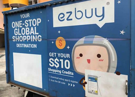 Cheapest Shipping From US to Singapore - ezbuy | SingSaver