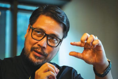 Zed Zaidi previously commented on the issue surrounding 'Nur'