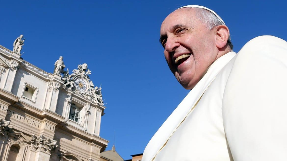 Pope Francis Is Promoting a Debunked 19th Century Tourist Trap Theory
