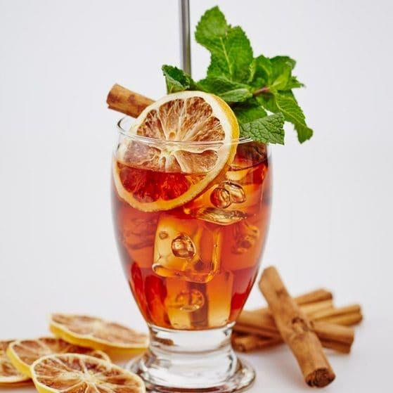 Devon Punch is listed on the Buckfast website as a recommended cocktail - Credit: Barry Mellor Photography