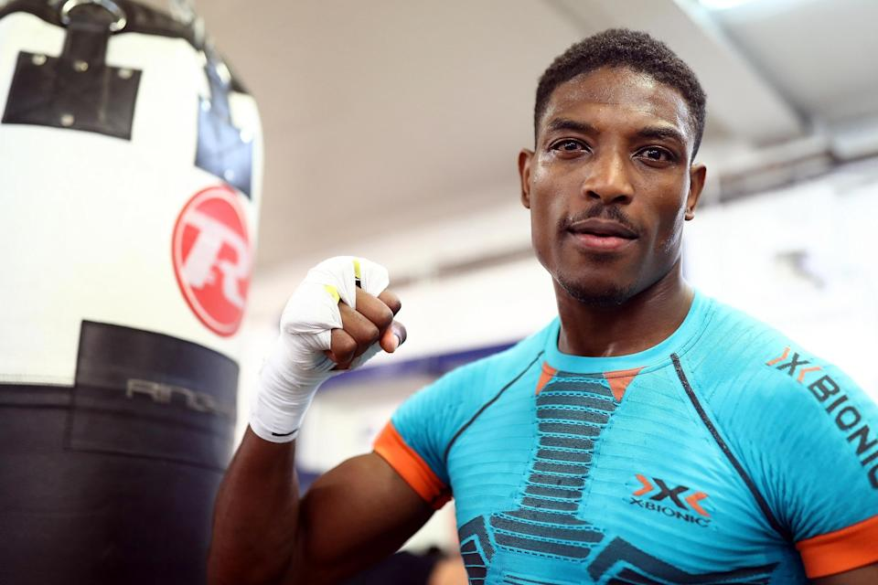 London's Sadiq is looking to shoot up the rankings after accepting a tough fight away from home: Getty Images