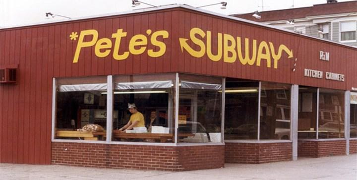 Subway first location