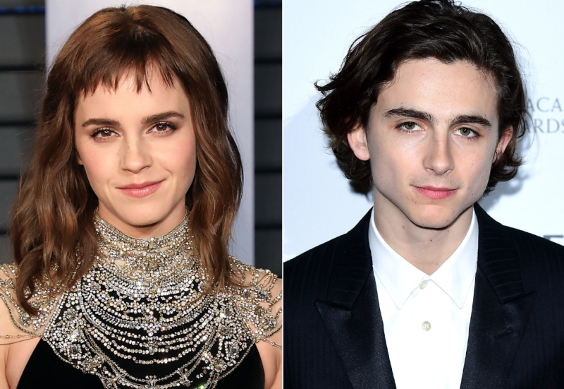 Weekly Round-Up: A New Look at Emma Watson in Little Women