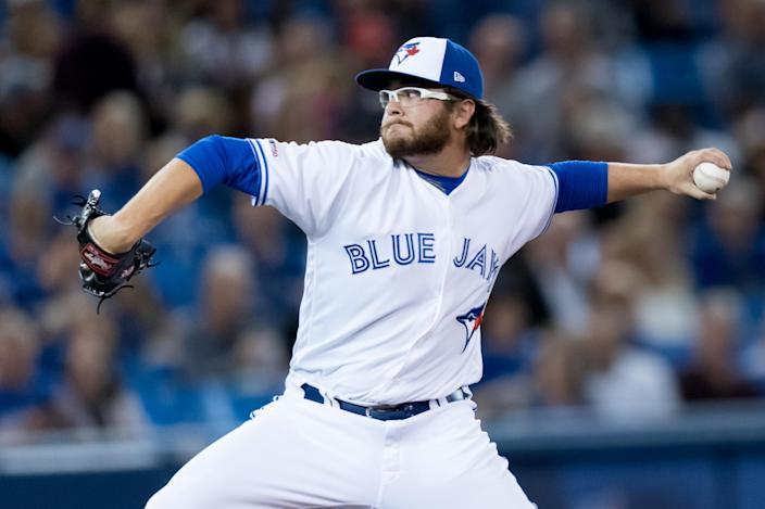 Anthony Kay had an up-and-down second MLB start. (Julian Avram/Icon Sportswire via Getty Images)