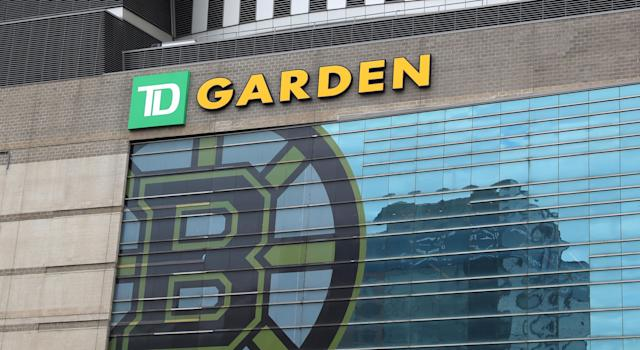The Boston Bruins are the only NHL team without a plan to compensate arena employees for missed games. (Maddie Meyer/Getty Images)
