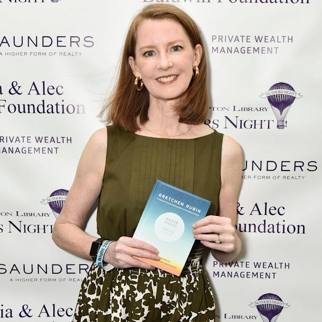 Gretchen Rubin has written a book Outer Order Inner Calm on the power of tidying!