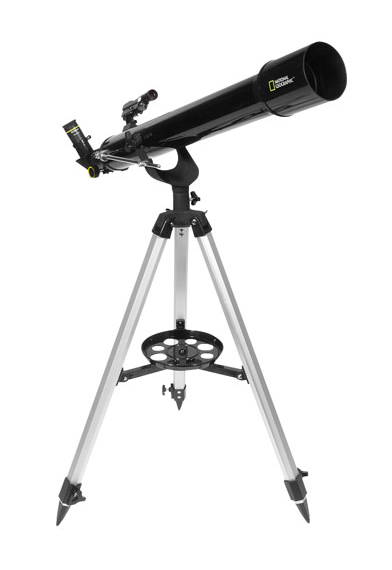 National Geographic Refractor Telescope (Photo via Best Buy)