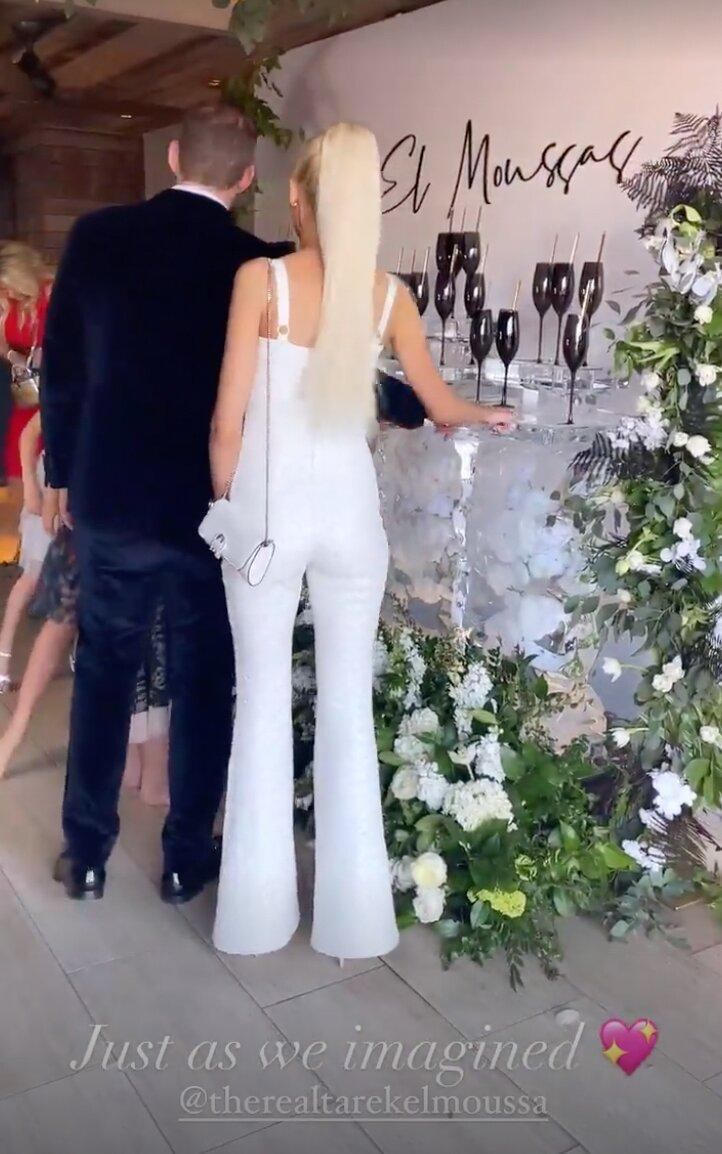 Tarek El Moussa and Heather Rae Young Celebrate 'Intimate' Engagement Party
