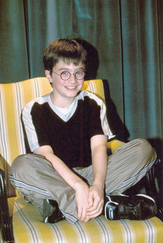 Radcliffe's parents did not want him to audition for the role of Harry Potter!