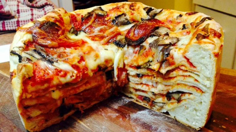 Go All Out for National Pizza Day with These Next-Level Recipes