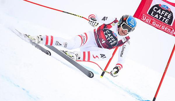 Ski Alpin: Beat Feuz siegt in Wengen, Matthias Mayer am Podest