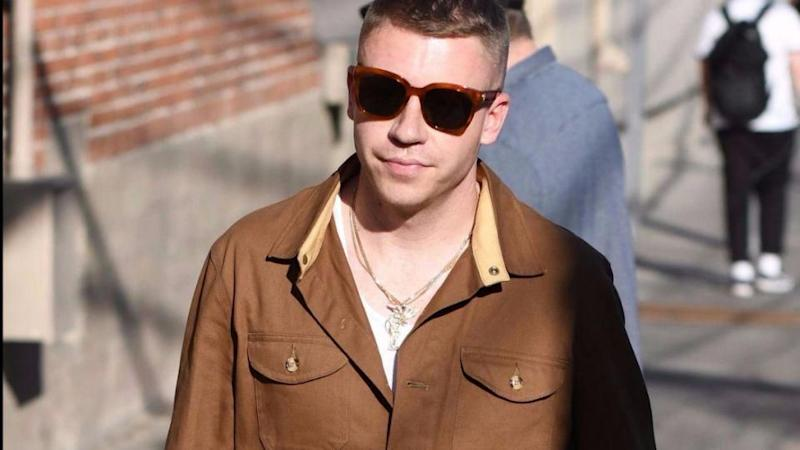 Macklemore gave a triumphant performance in the face of critics and has won leagues of Aussie fans. Source: Getty