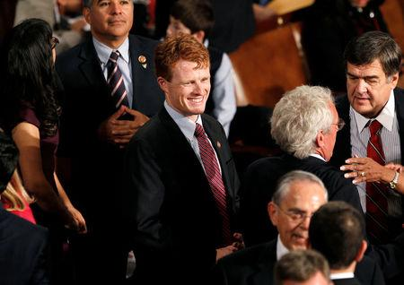 Rep. Joe Kennedy to Deliver Dem Response to Trump's SOTU
