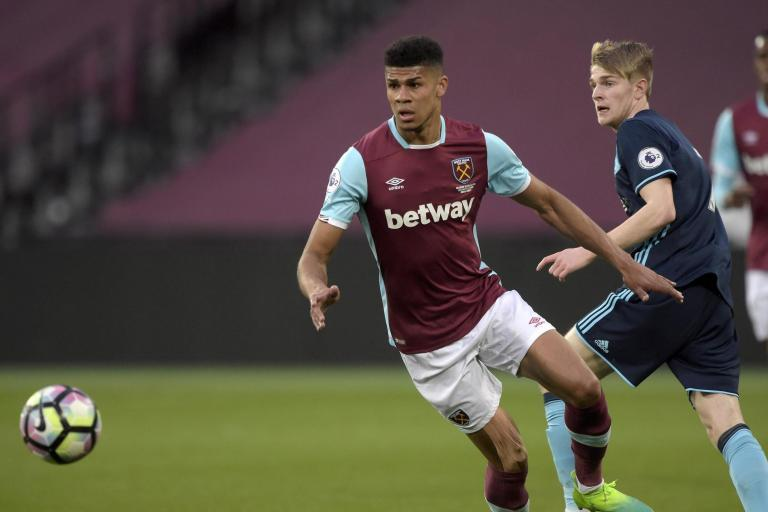 Ashley Fletcher completes £6.5m transfer to Middlesbrough from West Ham
