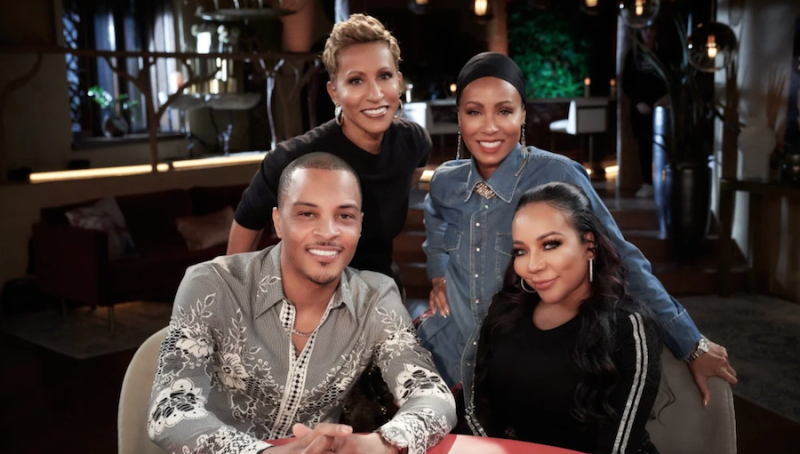 T.I. addresses past comments on testing his daughter's virginity on Jada Pinkett Smith's Red Table Talk: Watch