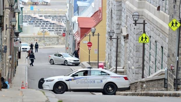 Man accused in Quebec City sword attack appears in court