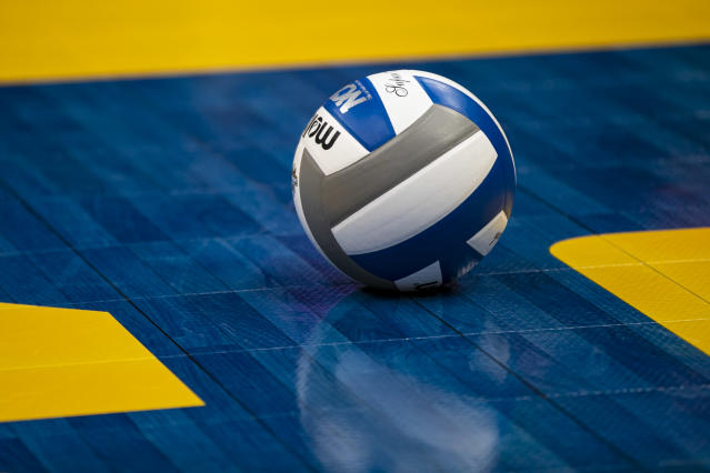 Thousands of volleyball players, coaches and chaperones are on track to participate in the AAU's tournament. (Photo by Mark Alberti/Icon Sportswire via Getty Images)