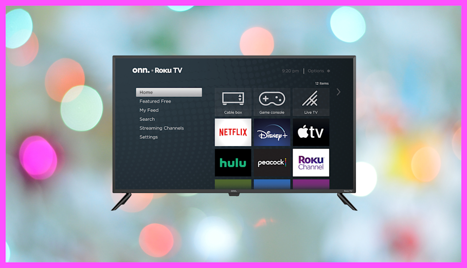 Early Black Friday deal: This onn. 42-inch Class Full HD LED Roku Smart TV (100018254) is only $88. (Photo: Walmart)