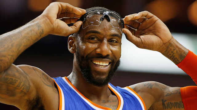 Stoudemire spent 14 NBA seasons with the Suns, Knicks, Mavericks and Heat.