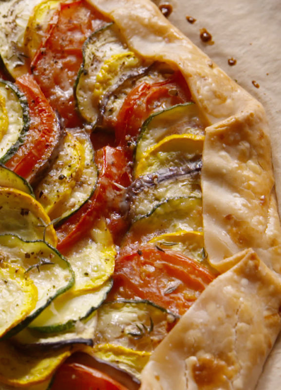 "<p>Use the best of summer's bounty in a delicious savory tart.</p><p>Get the recipe from <a href=""https://www.delish.com/cooking/recipe-ideas/recipes/a48660/summer-vegetable-tart-recipe/"" rel=""nofollow noopener"" target=""_blank"" data-ylk=""slk:Delish"" class=""link rapid-noclick-resp"">Delish</a>.</p>"