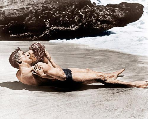 Scene from From Here to Eternity