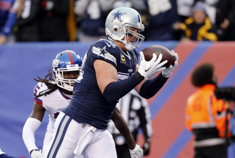 Dallas Cowboys tight end Jason Witten reportedly plans to retire and join ESPN's