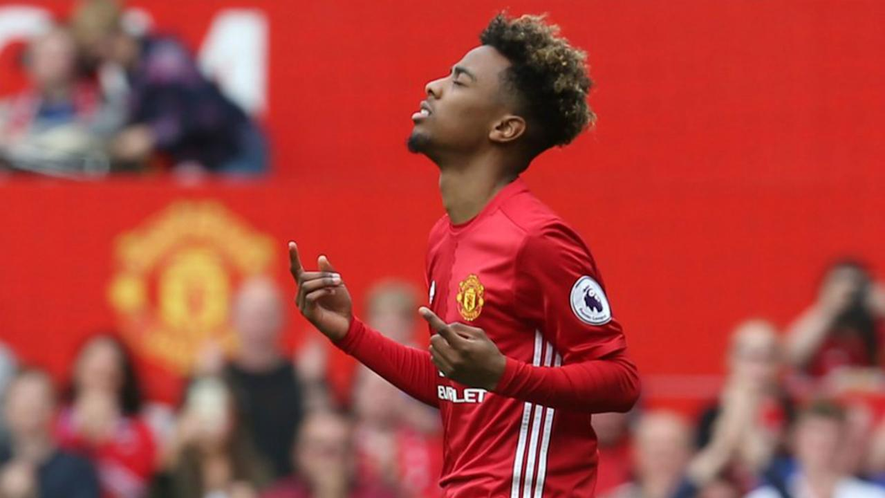 The 16-year-old attacker was proud to make his debut at Old Trafford, where he came on as a late substitute against Crystal Palace