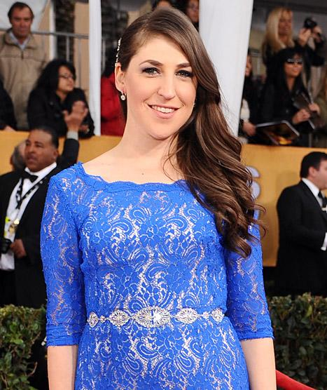 "Mayim Bialik on Life After Divorce: ""It's Not Easy, But We're Doing Okay"""