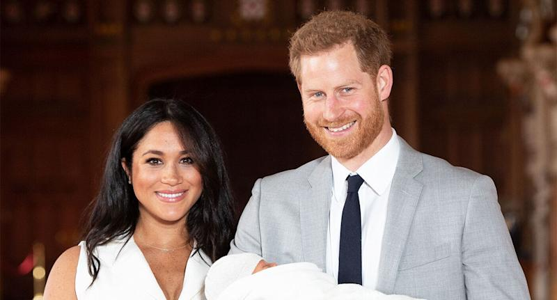 """Meghan Markle has the occupation """"Princess"""" on the royal baby birth certificate. [Photo: Getty]"""