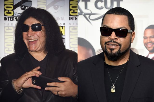 Gene Simmons Hits Back at Ice Cube's Rock and Roll Hall of Fame Induction Comments
