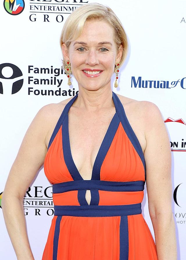 Penelope Ann Miller attends the 2018 Sarasota Film Festival on April 21, 2018, in Sarasota, Fla. (Photo: John Parra/Getty Images for Sarasota Film Festival)