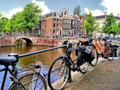 8. Netherlands — Gaining one place in this year's index, the Netherlands is ranked highly in the education, health and personal freedom sub-indices.