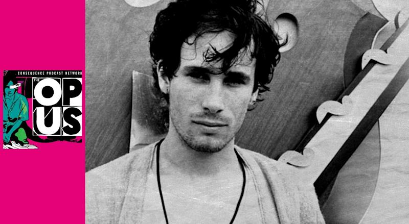 Jeff Buckley Defied '90s Masculine Alt-Rock