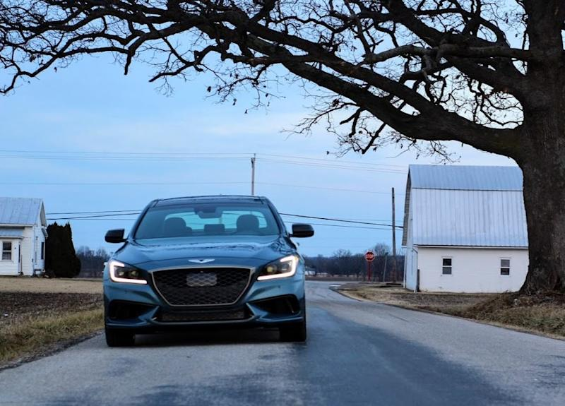 The 2018 Genesis G80 Sport is a great car with the wrong name