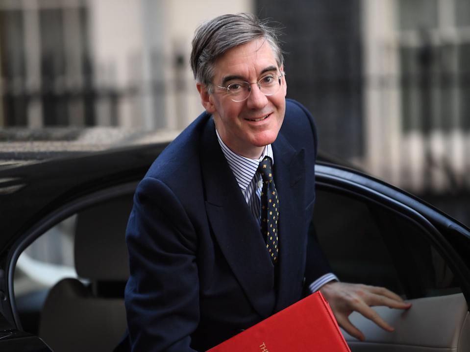 Leader of the House of Commons Jacob Rees-Mogg (PA)
