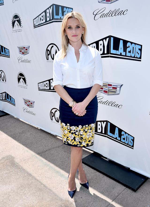 Reese Witherspoon (Photo: Alberto E. Rodriguez/Getty Images)