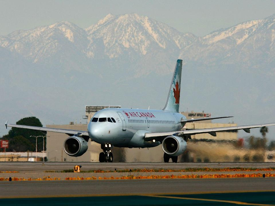 Air Canada offers unlimited pass (Getty Images)