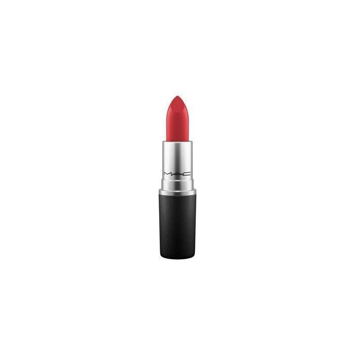 <p>Next, you'll need a bright red lipstick like the <span>MAC Matte Lipstick in Russian Red</span> ($19). Just don't forget to add her signature lipstick smudge when you're done applying.</p>