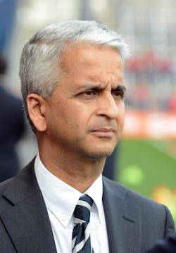 U.S. Soccer president Sunil Gulati denied the U.S. has been told to be ready to host the 2022 World Cup. (USA Today)