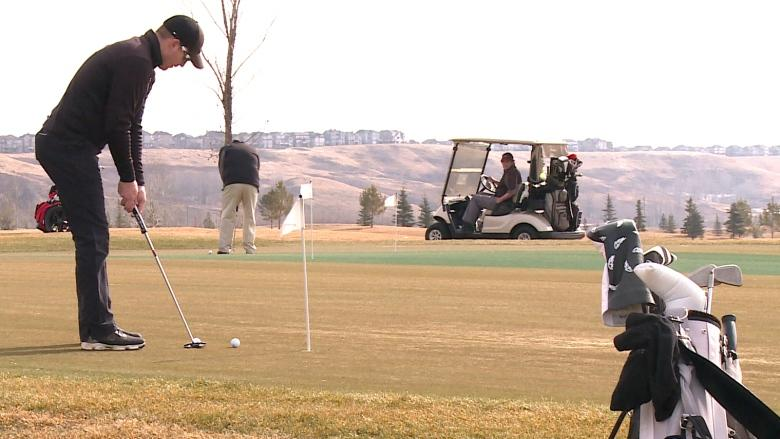 City committee backs study of private golf course industry in Calgary