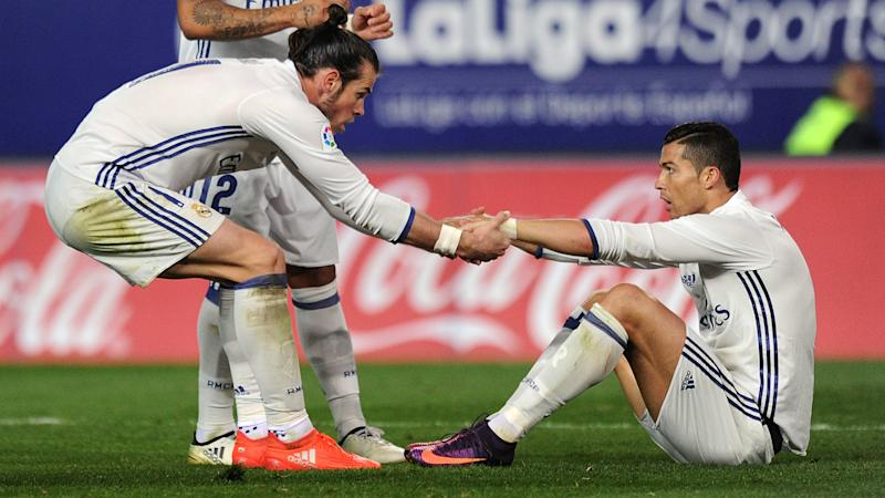'Bale not a great player until he leaves Ronaldo and his gigantic ego'