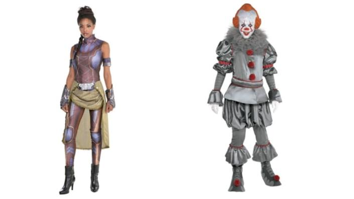 Party City Halloween Costumes