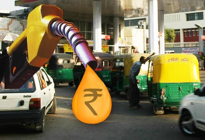 Petrol price has hit a record high of Rs 76.57 per litre in Delhi,  beating the previous all time high of Rs 76.06 of September 2013 after  oil marketing companies raised prices by 33 paise on Monday.
